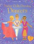 Sticker Dolly Dressing Dancers