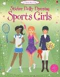 Sticker Dolly Dressing Sportsgirls