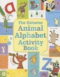 Usborne Animal Alphabet Activity Book