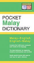 Malay Dictionary