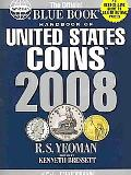 2008 Handbook of United States Coins Blue Book