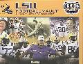 Louisiana State University Football Vault
