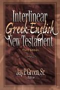 Interlinear Greek-English New Testament With Strong's Concordance Numbers Above Each Word