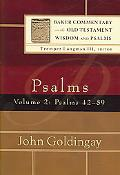 Psalms Psalms 42-89