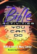 Bible Activities You Can Do