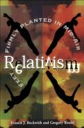 Relativism Feet Firmly Planted in Mid-Air