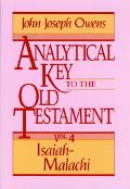 Analytical Key to the Old Testament Isaiah-Malachi