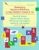 Developing Readers and Writers in the Content Areas: K-12 (3rd Edition)