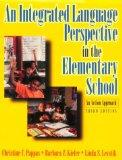 An Integrated Language Perspective in the Elementary School: An Action Approach (3rd Edition)