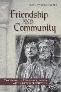 Friendship and Community : The Monastic Experience, 350-1250