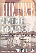 Five A Novel Of Jewish Life In Turn-of-the-century Odessa