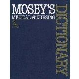 Mosby's Medical & Nursing Dictionary