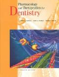 Pharmacology and Therapeutics for Dentistry, Vol. 4