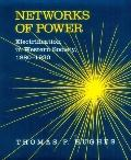 Networks of Power Electrification in Western Society, 1880-1930