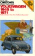 Chilton's Repair and Tune-up Guide: Volkswagen 1949-1971:  Beetle - Karmann Ghia - Bus - Fas...