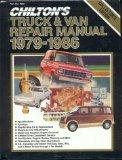 Chilton's Truck and Van Repair Manual, 1979-86