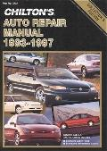 Chilton's Auto Repair Manual 1993-1997