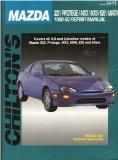 Chilton's Mazda 323/Protege/Mx3/Mx6/626/Miata  1990-93 Repair Manual/Part No 8411