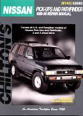 Chilton's Nissan Pick-Ups and Pathfinder 1989-95 Repair Manual