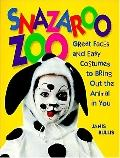 Snazaroo Zoo - Janis Bullis - Paperback