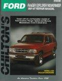 Ford: Ranger/Explorer/Mountaineer 1991-97 (Total Car Care Series)