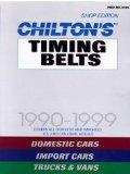 Timing Belts 1990-99 (Chilton's Professional Series (Paper))