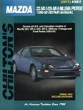 Chilton's Mazda 323/Mx-3/626/Mx-6/Millenia/Protege 1990-98 Repair Manual