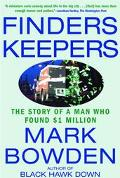 Finders Keepers The Story of a Man Who Found $1 Million