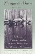 Four Novels The Square/Moderato Cantabile/Ten-Thirty on a Summer Night/the Afternoon of Mr. ...