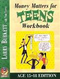 Money Matters for Teens Workbook Age 15-18