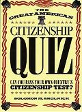 Great American Citizenship Quiz Can You Pass Your Own Country's Citizenship Test?