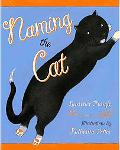 Naming the Cat - Laurence P. Pringle - Hardcover