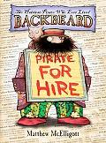 Backbeard Pirate for Hire