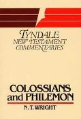 Epistles of Paul to the Colossians and to Philemon An Introduction and Commentary