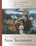 Introducing the New Testament Its Literature and Theology