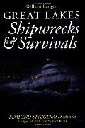 Great Lakes Shipwrecks and Survivals.