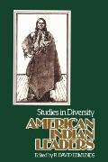American Indian Leaders Studies in Diversity