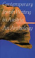 Contemporary Jewish Writing in Austria An Anthology