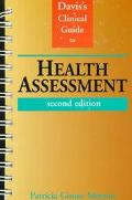 Davis's Clinical Guide to Health Assessment