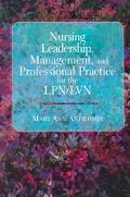 Nursing Leadership,mgmt.+prof.prac...