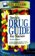 Davis's Drug Guide for Nurses-w/3disk