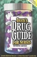 Davis's Drug Gde.f/nurs.-w/02 Pock.com.