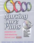 Nursing Care Plans Guidelines for Individualizing Patient Care