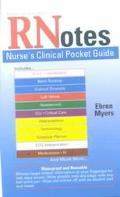 Rnotes Nurse's Clinical Pocket Guide