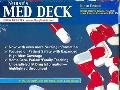 Nurse's Med Deck Vital Information for More Than 1,000 Drugs