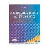 Fundamentals of Nursing: Theory, Concepts & Applications