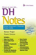 DH Notes : Dental Hygienist's Chairside Pocket Guide