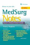 Hopkins: Med Surg Notes: Nurse's Clinical Pocket Guide 3e