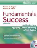 Fundamentals Success: A Q&A Review Applying Critical Thinking to Test Taking (Davis's Q&a Su...