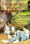 Promise Me the Moon - Joyce Annette Barnes - Hardcover - 1 ED